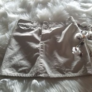 Super Cute Old Navy mini skirt
